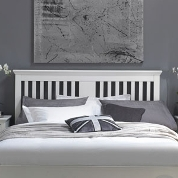 hampsteas white headboard